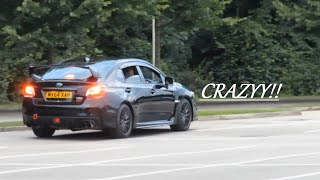 Subaru Impreza wrx sti 2015 (Субару импреза) видео обзор и тест драйв