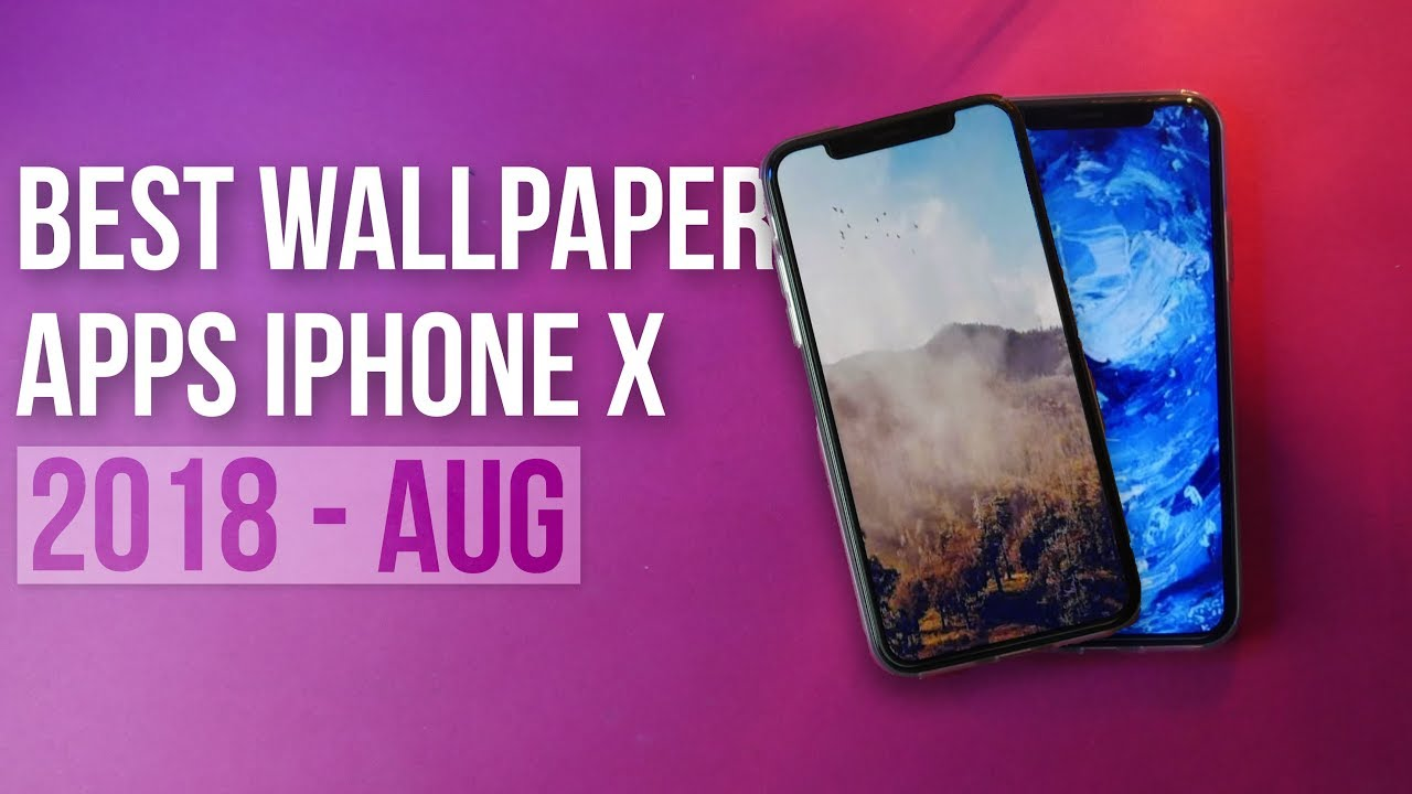 Best Wallpapers Apps For iPhone X/XS/XS