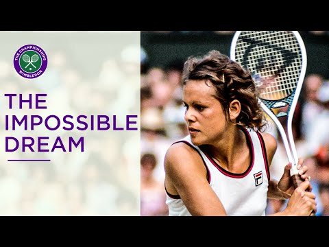 Evonne Goolagong Cawley's journey to Wimbledon glory | narrated by Ash Barty