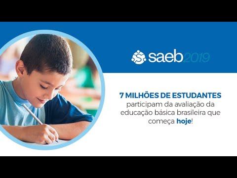 Saeb Ministerio Da Educacao