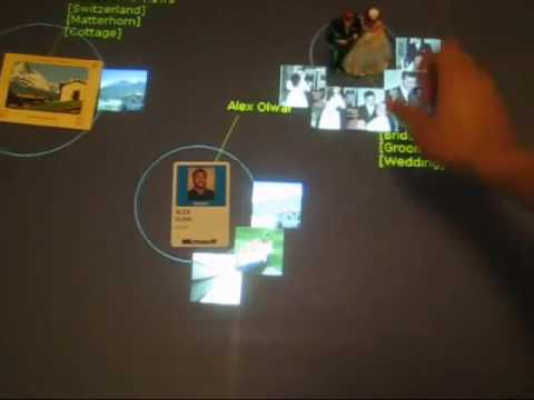 SurfaceFusion: Unobtrusive Tracking of Everyday Objects in Tangible User Interfaces