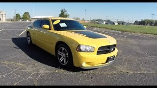 2006 Dodge Charger RT Daytona Edition|Test Drive|Walk Around Video|In Depth Review