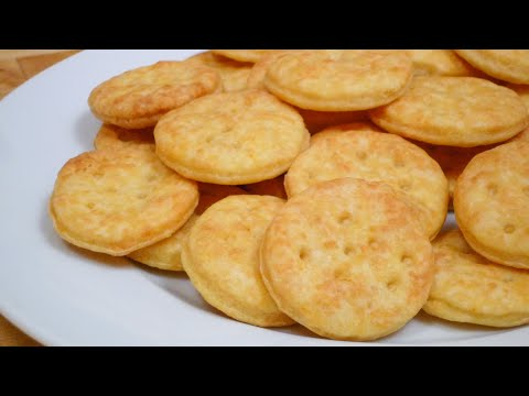 Käse-Cracker (Cheese Cracker)