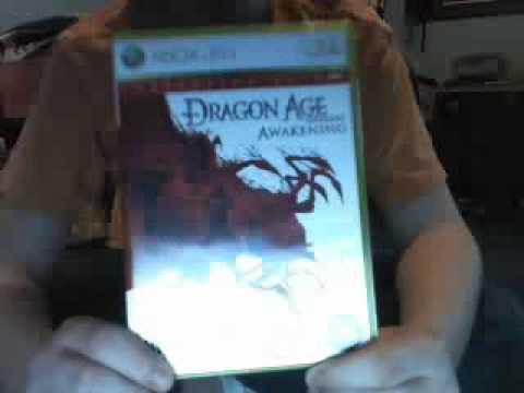 Review of Dragon Age Origins Awakening case