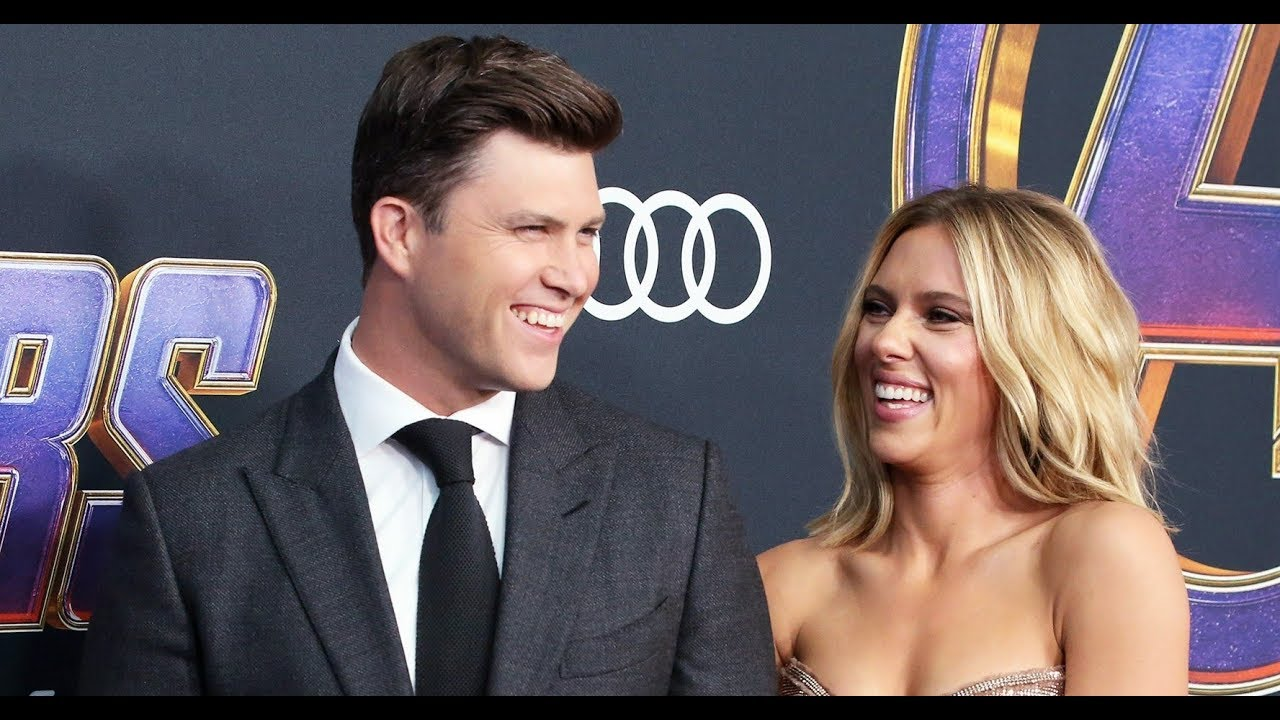 Scarlett Johansson Says She Was 'Surprised' by Colin Jost's Proposal: 'He Killed It'