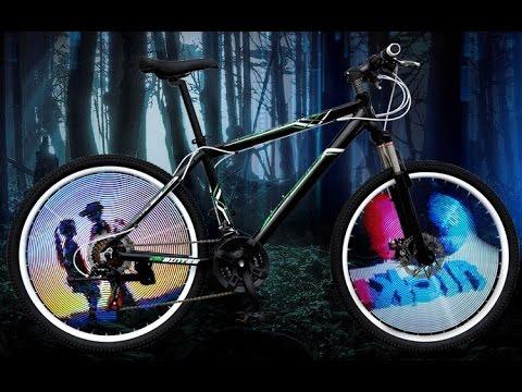 Unboxing & Review : Yueqi YQ8002 48pcs LED DIY Programmable Bike Spoke Light