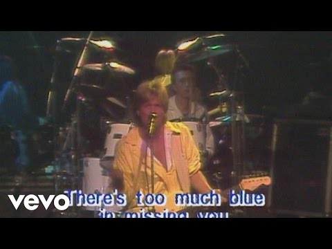 There's Too Much Blue In Missing You (Rockpop Music Hall 29.06.1985) (VOD)