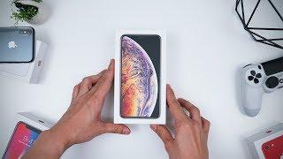 Rp 21 Juta... Unboxing iPhone Xs Max Indonesia...