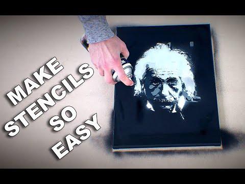 Multi layer graffiti stencil using Cricut Tutorial from YouTube · Duration:  11 minutes 12 seconds