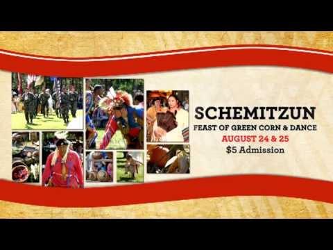 21st Annual Schemitzun Feast of Green Corn & Dance