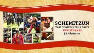21st Annual Schemitzun Feast of Green Corn & Dance