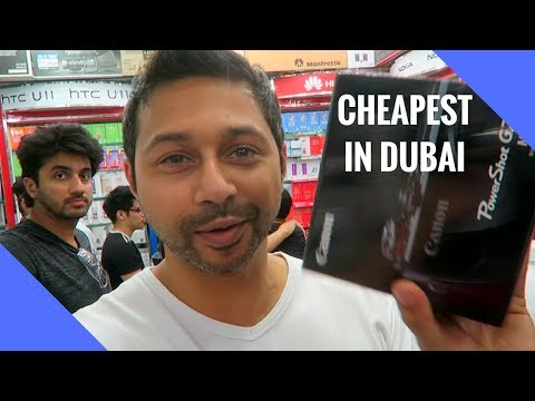 Cheapest electronics store in Dubai!