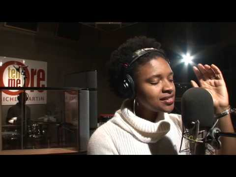 Lizz Wright Sings 'Speak Your Heart' at NPR