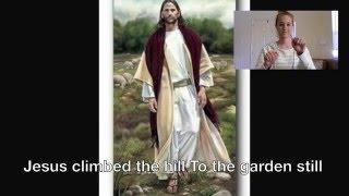 Gethsemane - Words & Signs