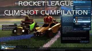 ROCKET LEAGUE BEST AVERAGE GAMER CUMSHOT COMPILATION vol. 7