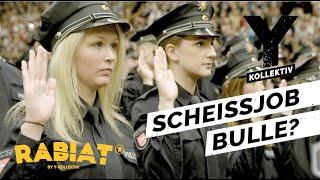"""Die Polizei - """"Bullenschweine"""" oder Freund und Helfer? RABIAT!"""