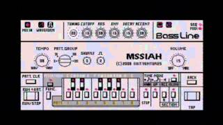 MSSIAH C64 synth cart full test and preview