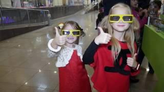 Дети в городе | ТРЦ Караван | 7D кинотеатр JUST RIDE