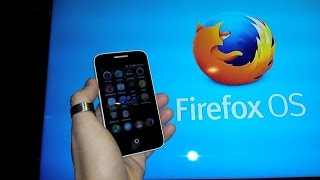 Cherry Mobile Ace Firefox OS Unboxing Video | Taragis.Com