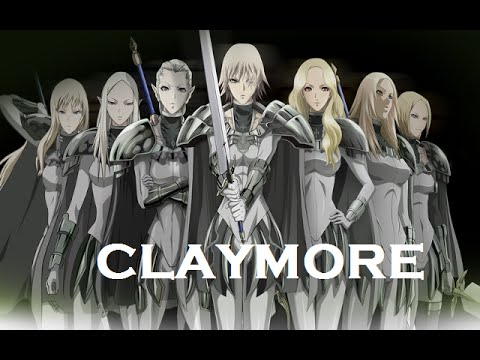 Claymore Anime Staffel 2