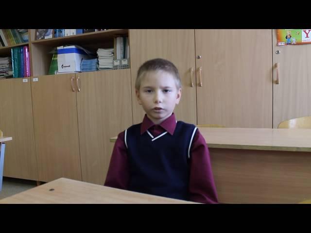 Егор Медведев читает произведение «Детство» (Бунин Иван Алексеевич)