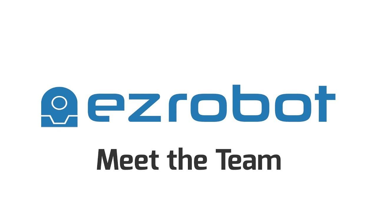 Meet the Team at EZ-Robot!