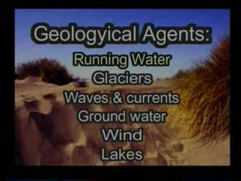 AEOLIAN LANDFORMS - Geography