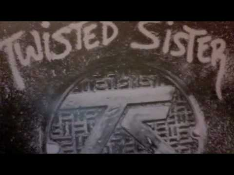 Twisted Sister Live at the Marquee Club