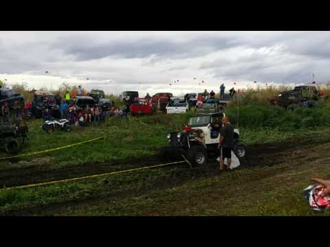 Jeep CJ5, 2016 Bounty Hole In Moses Lake, WA
