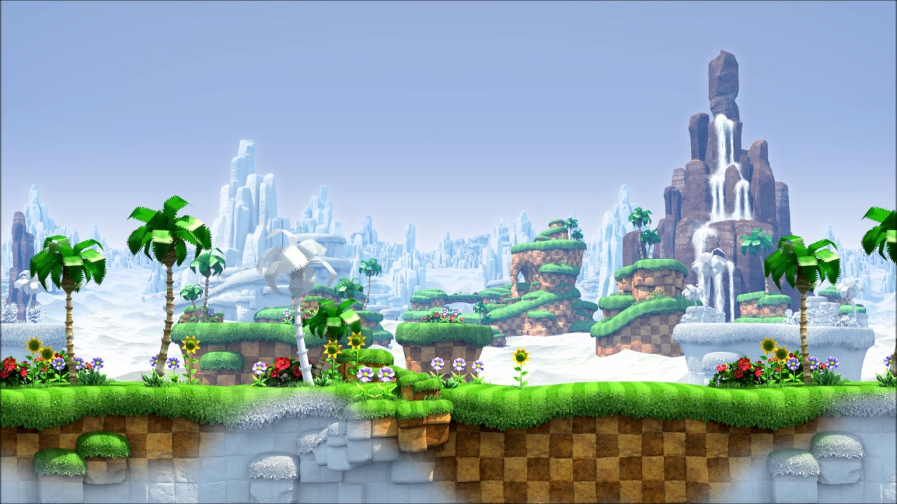 white world - silver castle (sonic blast) - youtube