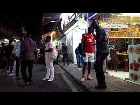 Face au Covid-19, des Africains discriminés en Chine et une diaspora inquiète