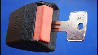 Interesting Idea With Seat Belt