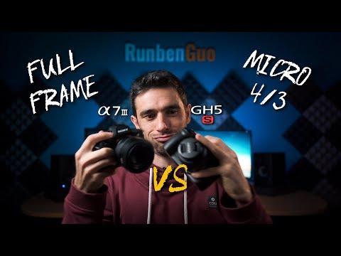 Full Frame o Micro 4/3 | Más grande mejor??