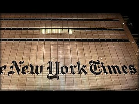 NYT MAY HAVE JUST DECLARED A MEDIA WAR WITH THIS BRUTAL TAKEDOWN OF CNN, MSNBC