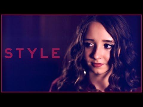 Style - Taylor Swift | Ali Brustofski & PopGun Cover (Music Video)