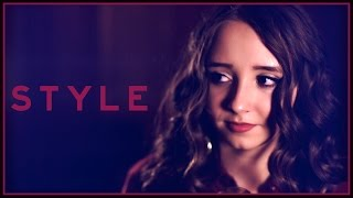 Style - Taylor Swift | Ali Brustofski & PopGun Cover (Music Video)