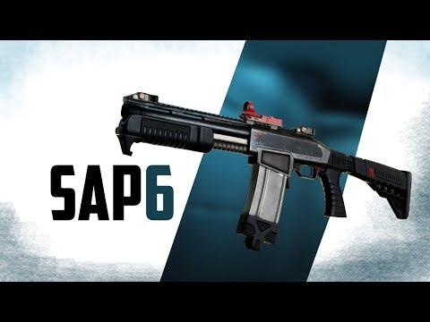 Warface SAP6 - New vendor shotgun thumbnail