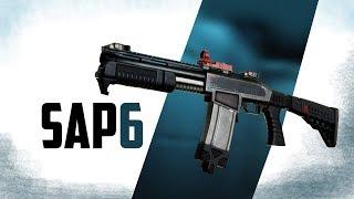 Warface SAP6 - New vendor shotgun