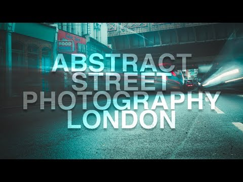 Abstract Photography London 2018