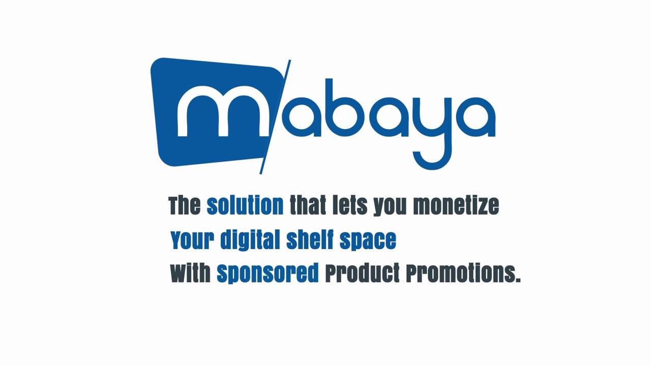 Download Mabaya for retailers - Sponsored Products Ad Network for e-commerce