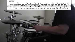 """SPICE RACK"" DRUM FILL"