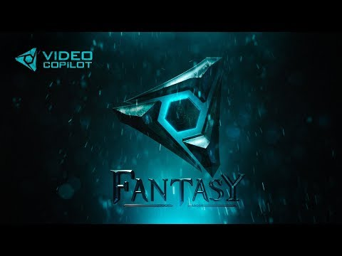 cinematic-title-design:-fantasy-fx-tutorial!-100%-after-effects!