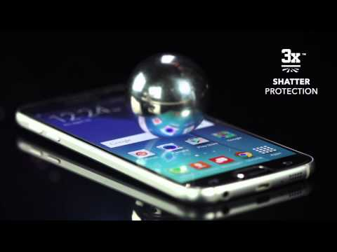 Samsung Galaxy S6 Screen Protection - InvisibleShield HDX