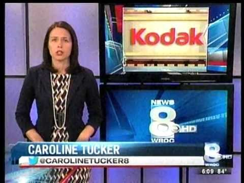 RIT on TV: Business Lecturer Discusses Kodak