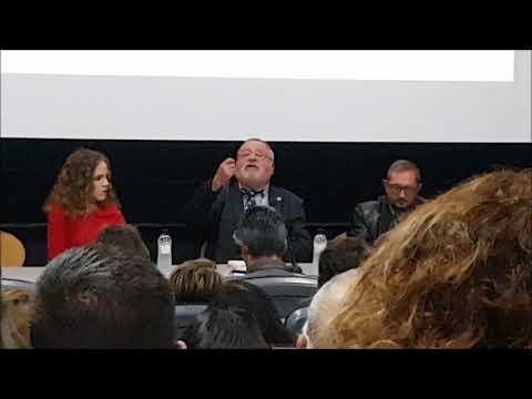 Fernando Savater, Ponencia  UAB 02-11-2017, Por una Universidad de Todos.