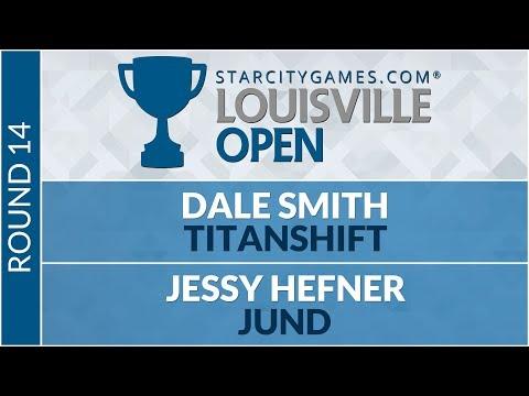 SCGKY - Round 14 - Dale Smith Vs Jessy Hefner [Modern]