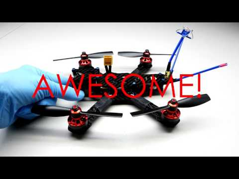 What makes a great drone racer? (Speed Addict 210-R Episode 1)