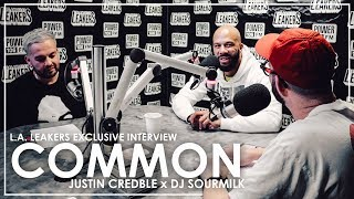 "Common On ""Let Love Have The Last Word"", Ranking His Albums + Relationship With Kanye"