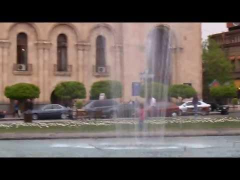 Экскурсия по ЕРЕВАНУ-Yerevan City Tour