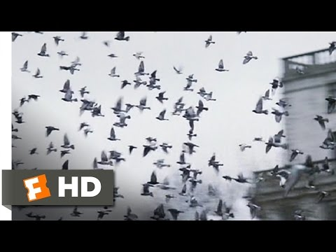 The Core (1/9) Movie CLIP - The Birds (2003) HD